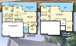 Exquisite Plan Mg Enjoy the View On Mountain Home Plans Sloping Lot