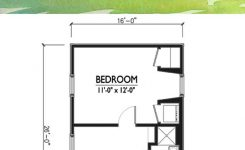 Extraordinary Cottage Style House Plan 1 Beds 1 Baths 416 Sq Ft Plan On Small Cabin Plans