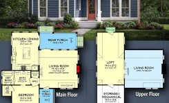 Extraordinary Plan Hz Cozy 1 Bedroom Cottage House Plan with Loft In On Small Cabin Plans with Loft and Porch