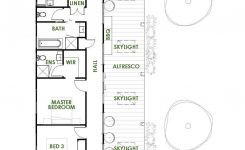 Extraordinary Rectangle 4 Bed On Simple Modern House Design