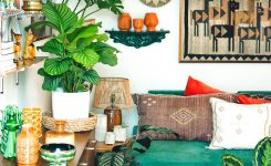 Fanciable the Beginners Guide to Setting Up An Indoor Garden On Bohemian Living Room Decor