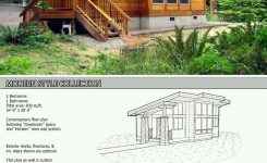 Fanciable Trailer House Designs the Design is Basic Includes On Free Small Cabin Plans with Loft