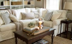 Gorgeous 100 Cozy and Cool Cottage Style Interior Design On Cozy Country Living Room Decor Ideas