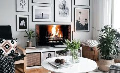 Gorgeous 28 Marvelous Scandinavian Living Rooms with Boho Style Ideas On Boho Style Living Room