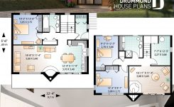 Gorgeous Discover the Plan 4908 the Skybridge 2 which Will Please On Modern Cabin Plans