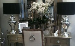 Gorgeous Metal Covered Mirror Silver Furniture Tideshome On Ebay Sell Furniture