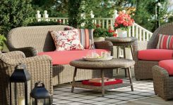 patio decor ideas above the sliding