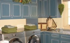 design laundry room cabinets