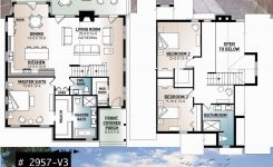 Impressive 3 Bedroom Mountain Style House Plan Th Panoramic View On Mountain Chalet House Plans