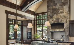 Impressive Gorgeous Rustic Mountain Retreat with Stylish Interiors In On Rustic Mountain Retreat House Plans