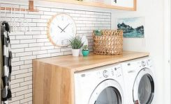 Incredible 40 Small Laundry Room Makeover Ideas for Dream Room that On Laundry Room Decor