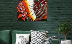 Incredible Acrylic Painting On Canvas Modern Abstract Art On Living Room Wall Art Large