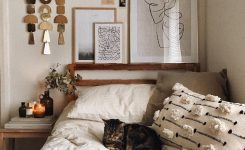 """Incredible Polly Florence On Instagram """"quiet Cosy Sundays are Kind On Modern Boho Farmhouse Bedroom"""