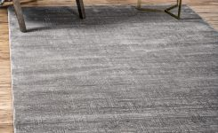 Irresistible Gray Unique Loom 9 X 12 Uptown Collection by Jill Zarin On Rugs for Living Room 9×12
