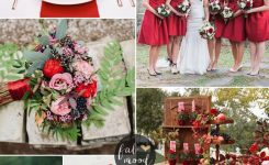 Irresistible Red Wedding theme for Classic Brides On Red Wedding Decor Ideas