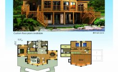 Irresistible the Dakota Model In Timber Block S Classic Series is A On Mountain Cabin House Plans