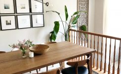 Irresistible Wood Dining Table and Chairs On Dining Room Furniture