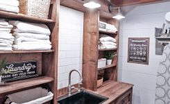 laundry room designs kitchen cabinets