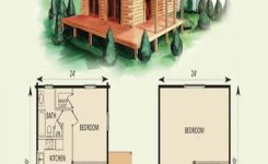 Lovely 47 Modern Bedroom Designs Trends On Cabin House Plans with Loft