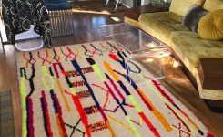 Lovely I Couldn T Resist Posting This Authentic Azilal Rug On Boho Home Decor Bohemian Living Room Ideas Bohemian area Rug 3×5