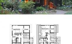 Magnificent Gable House On Small Mountain House Plans
