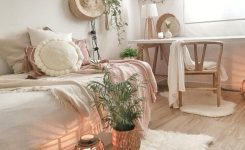 Magnificent Pin On Bedroom ☆ On Boho Room Ideas Aesthetic