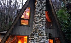 North carolina mountain home plans luxury a frame cabin in boone nc cabin in the woods pinterest