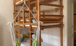 -of-loft Bed with Desk and Storage