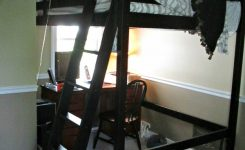 -of-loft Bed with Desk Ikea