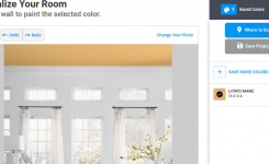 virtual room painting viewer download