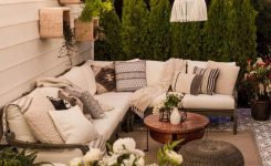 small apartment patio decor ideas