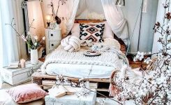 Pleasing 51 Cute Bohemian Style Decorating Ideas for New and Reliable On Bohemian Style Bedroom