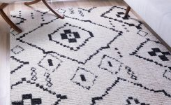 Pleasing Ivory Morocco area Rug On Room Size Rugs 9×12