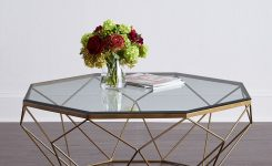 Pleasing Mystique Glass top Coffee Table In 2021 On 36 Round Glass Coffee Table