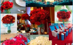 Pleasing Pin by Mindy Miles On My Wedding On Red Wedding Decor Ideas