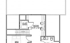 Pleasing Sl2057 Colorrendering In 2021 On Small Mountain House Plans