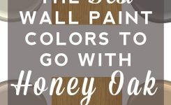 Pleasing the Best Wall Paint Colors to Go with Honey Oak — True On Best Paint Colors
