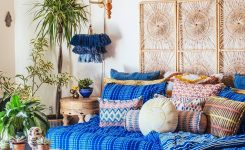 Prodigious Move Over Minimalism—these Bohemian Living Rooms are On Minimalist Boho Chic
