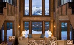 Rustic mountain house plans with walkout basement lovely ✓ 43 dream house luxury rustic design 25 in 2019