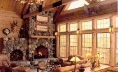 Rustic mountain house plans with walkout basement new hilltop kezarlake 5 log homes in 2019