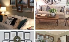 Stunning 30 Creative Ideas to Decorate the sofa On Living Room Wall Decor Over Couch