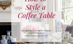 Stunning How to Style Accessories On A Coffee Table On Small Long Coffee Table