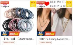 Stunning Pin Oleh Nur Meisary Nms Di Shopee On Online Shopping Sites