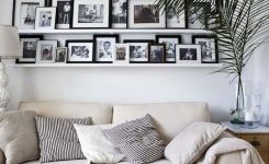 Stupendous 37 Inspiring Diy Family S Display Ideas for Apartment On Living Room Decor Gallery