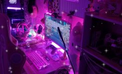 """Stupendous ⛓ 𝓝𝓪𝓽𝓽𝔂 ⛓ On Instagram """"here S What My Setup Looks On Room Decor Games"""