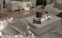 Unbelievable 50 Stunning Winter Living Room Decor Ideas You Should Try On Living Room Modern Design Ideas