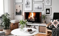 """Unbelievable Mk nordic On Instagram """"hello Hello ❤️ Here It is On Wall Decor Ideas for Living Room Boho Rug Sets"""
