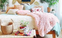 Unbelievable Pin On Home Styling On Boho Bed Pillows