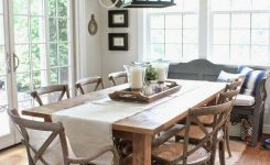 Unbelievable Unique Dining Room Table Decor 45 Awesome Farmhouse Dining On Living Room Table Centerpieces
