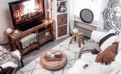 Wonderful Deserving Boho Chic Home Decor Reveal My Mystery Coupon On Boho Chic Room Ideas Living Room